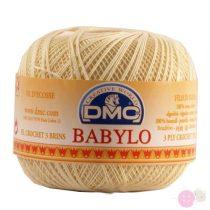 DMC-Babylo-horgolocerna-ekru