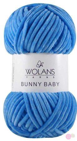 Bunny Baby plüssfonal 100-35 kék