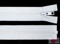 5 mm fogazatú GT 10 bontható cipzár fehér
