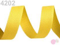 Köpper-szalag-30-mm-sárga