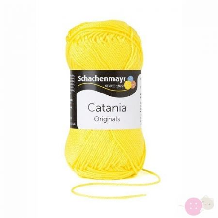 Catania-fonal-élénksárga