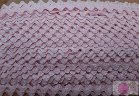 Farkasfog halvány rózsaszín 0,5cm széles