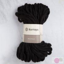 Kartopu-Wool-Decor-fonal-fekete-940