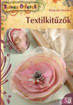 Textilkitűzők- SZÍNES ÖTLETEK 58