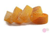 juta_szalag_világos narancssárga