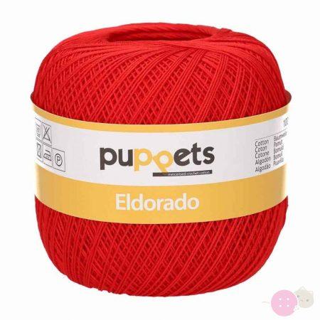 Puppets Eldorado horgolófonal 100g - ekrü 7502