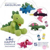 DMC Happy Chenille amigurumi mintafüzet