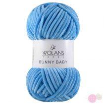 Bunny Baby plüssfonal 100-12 türkisz kék