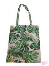 Textil szatyor - pálmás