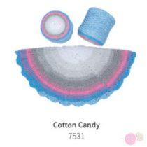 Retwisst macrame cake - Candy