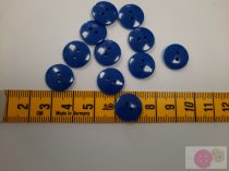 Kicsi kék gomb