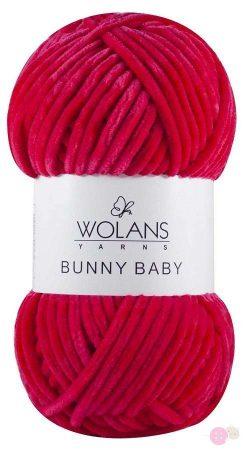 Bunny Baby plüssfonal 100-07 fukszia