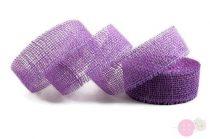 juta_szalag_világos lila