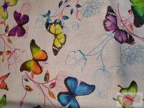 Pillangós viaszos vászon