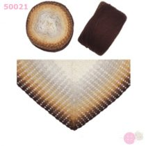 Retwisst Soft Cake tortafonal - Nature Colours