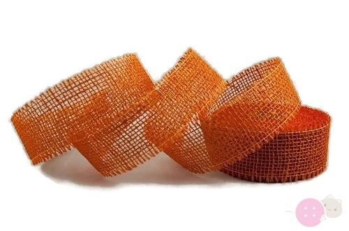 Juta szalag - barna - Gombocska webáruház e7cc0a7c87