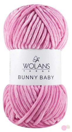 Bunny Baby plüssfonal 100-06 pink