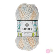 Kartopu-Baby-Natural-Prints-H1799