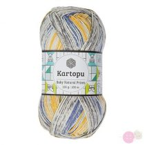 Kartopu-Baby-Natural-Prints-H1803