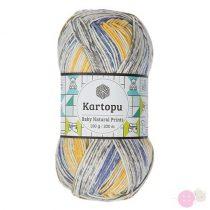Kartopu-Baby-Natural-Prints-H1803