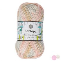 Kartopu-Baby-Natural-Prints-H1804