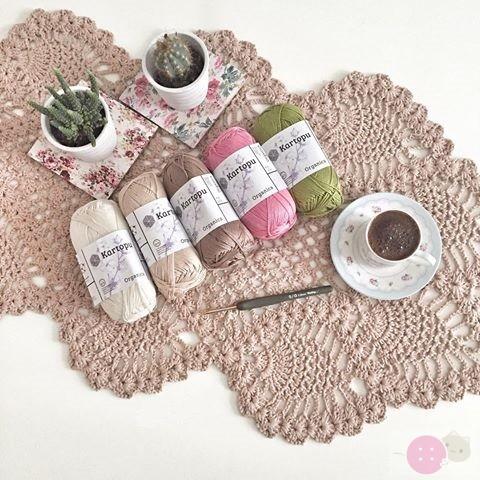 Amigurumi Cotton Yarn Kartopu Crochet and knitting Hypoallergenic ... | 480x480