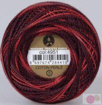 Oren Bayan Pearl Cotton hímzőfonal - 4951