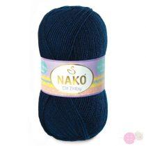 Nako Elit Baby fonal - 10094 - sötétkék