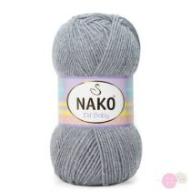Nako Elit Baby fonal - 195 - szürke