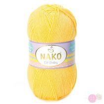 Nako Elit Baby fonal - 2857 - sárga