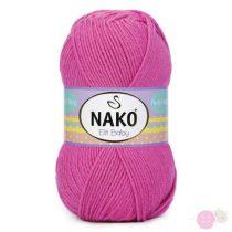 Nako Elit Baby fonal - 5278 - magenta