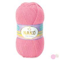 Nako Elit Baby fonal - 6837 - pink